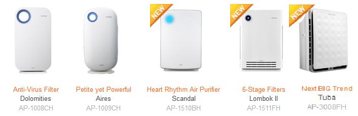 Coway Air Purifier
